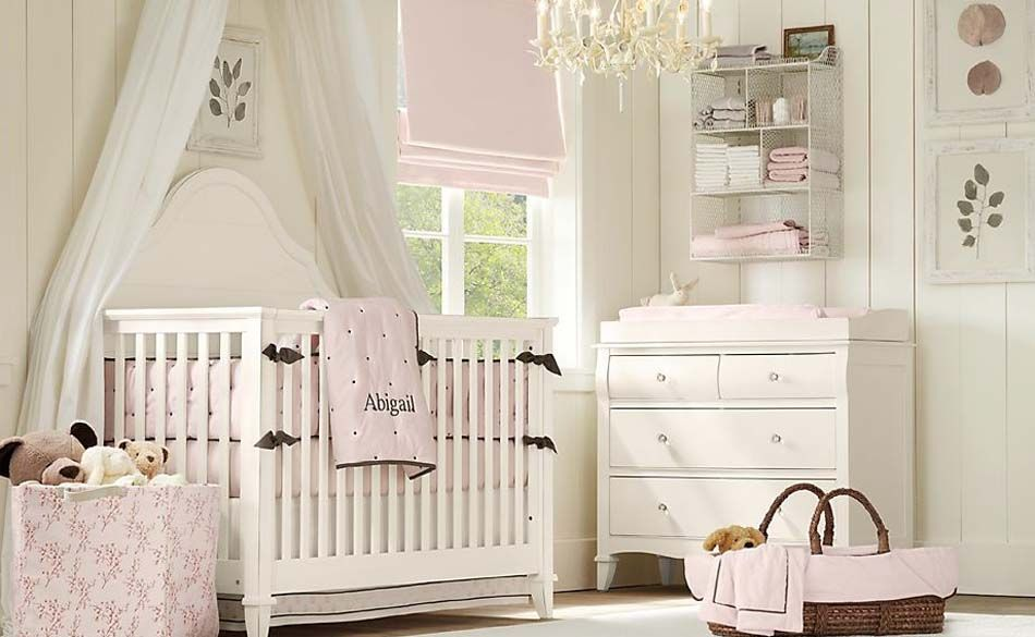 Déco chambre bébé : le voilage et le ciel de lit magiques | Pregnancy