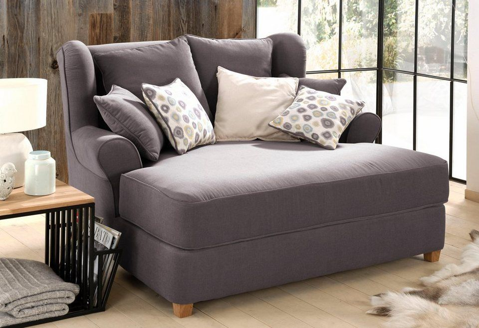Home Affaire Xxl Sessel Still In Love Federkern Fur 2 Personen Geeignet B T H 155 141 95 Cm Online Kaufen In 2020 Living Room Decor Furniture Sectional Patio Furniture Furniture