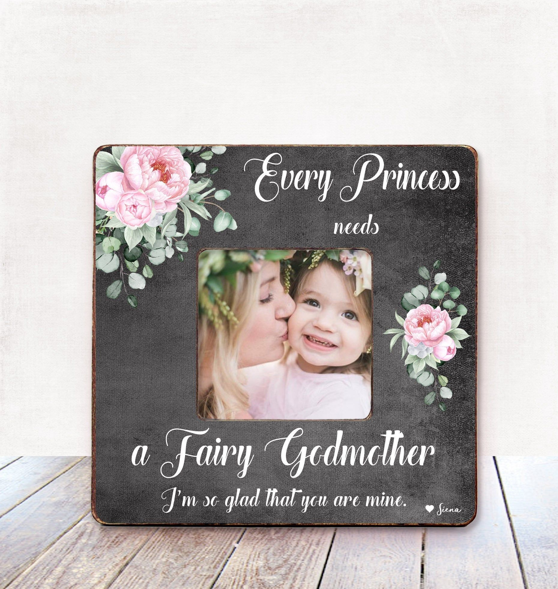 Fairy Godmother Frame Every Princess Needs A Fairy Godmother