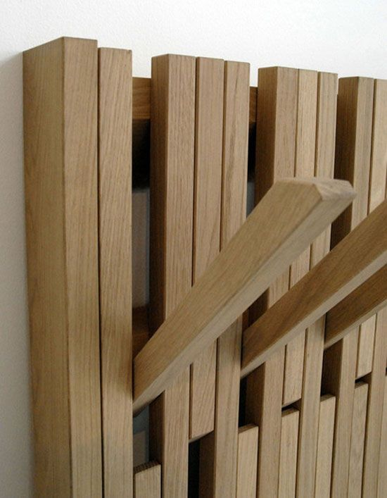 Feld Piano Par Patrick Seha Porte Manteau Modulable Into The Wood Porte Manteaux Mobilier De Salon