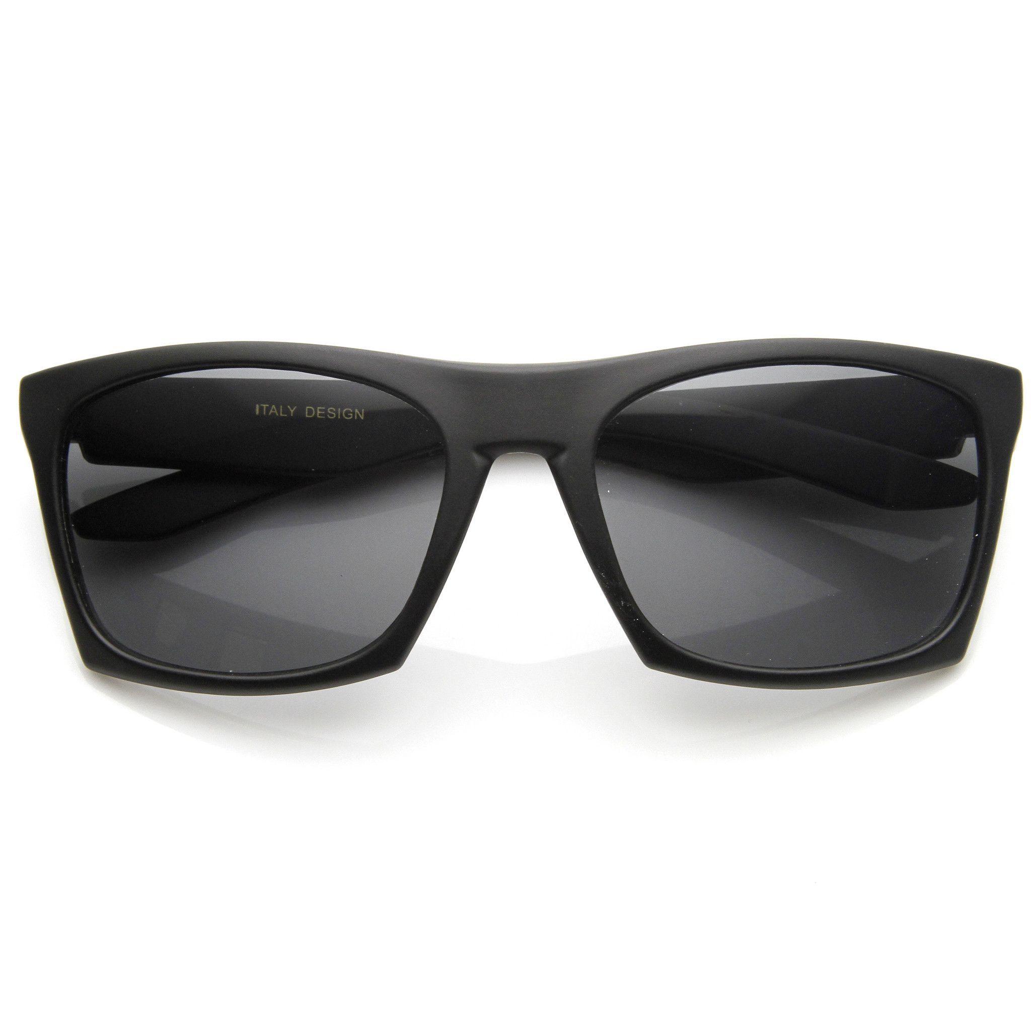 7dd400010 Mens Action Sports Edge Cut Wayfarer Sunglasses 9150 | zeroUV | Sexy ...