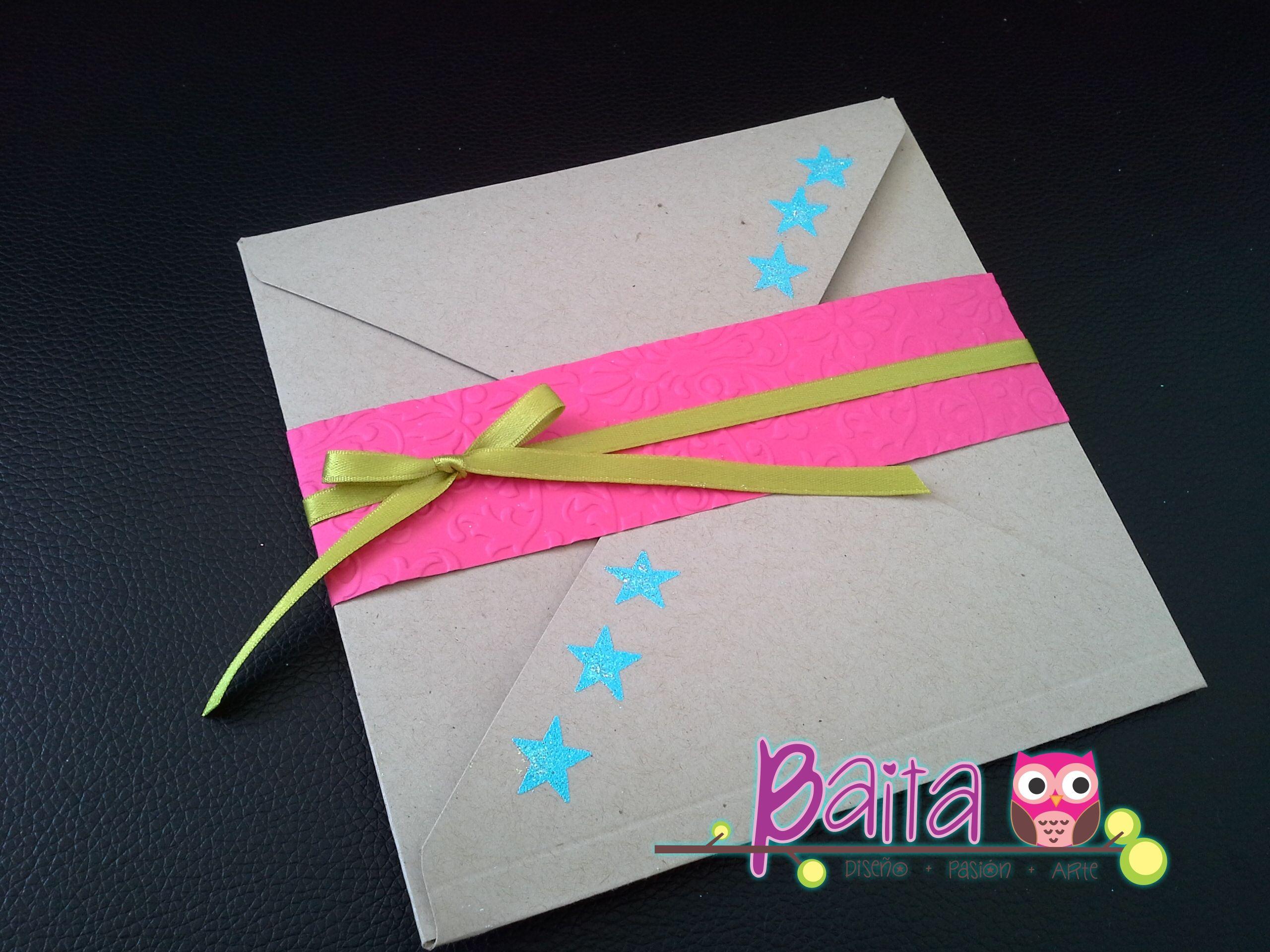 Q6. Sobre regalo neon