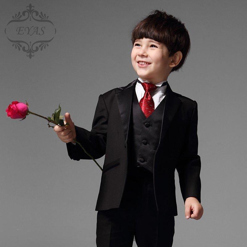 Kids Formal Wear For Weddings Children Dress Suit Boy Big Virgin ...