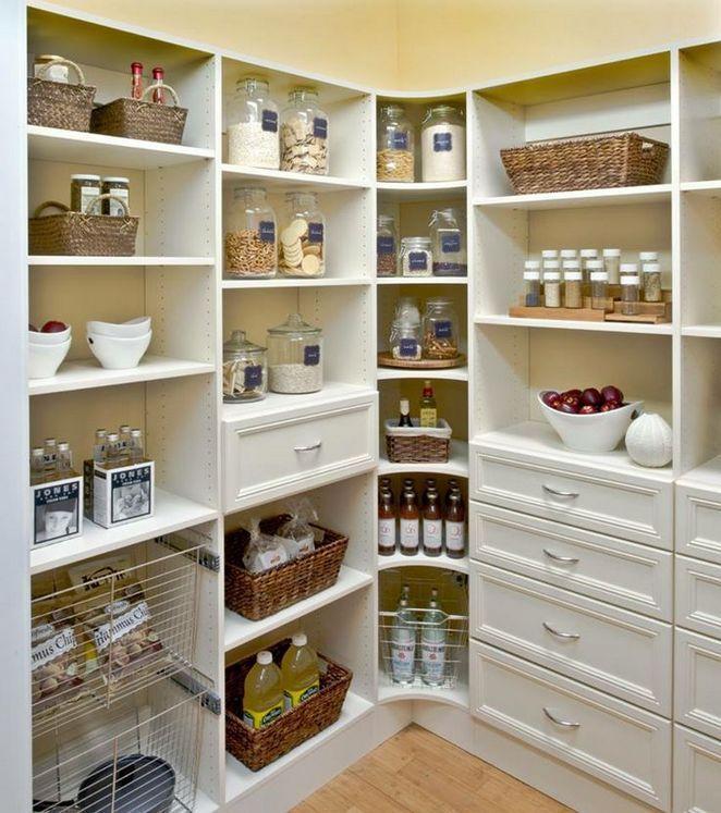 41 The Most Popular Corner Pantry Organization Walk In Lazy Susan 31 Pantry Design Pantry Shelving Pantry Room