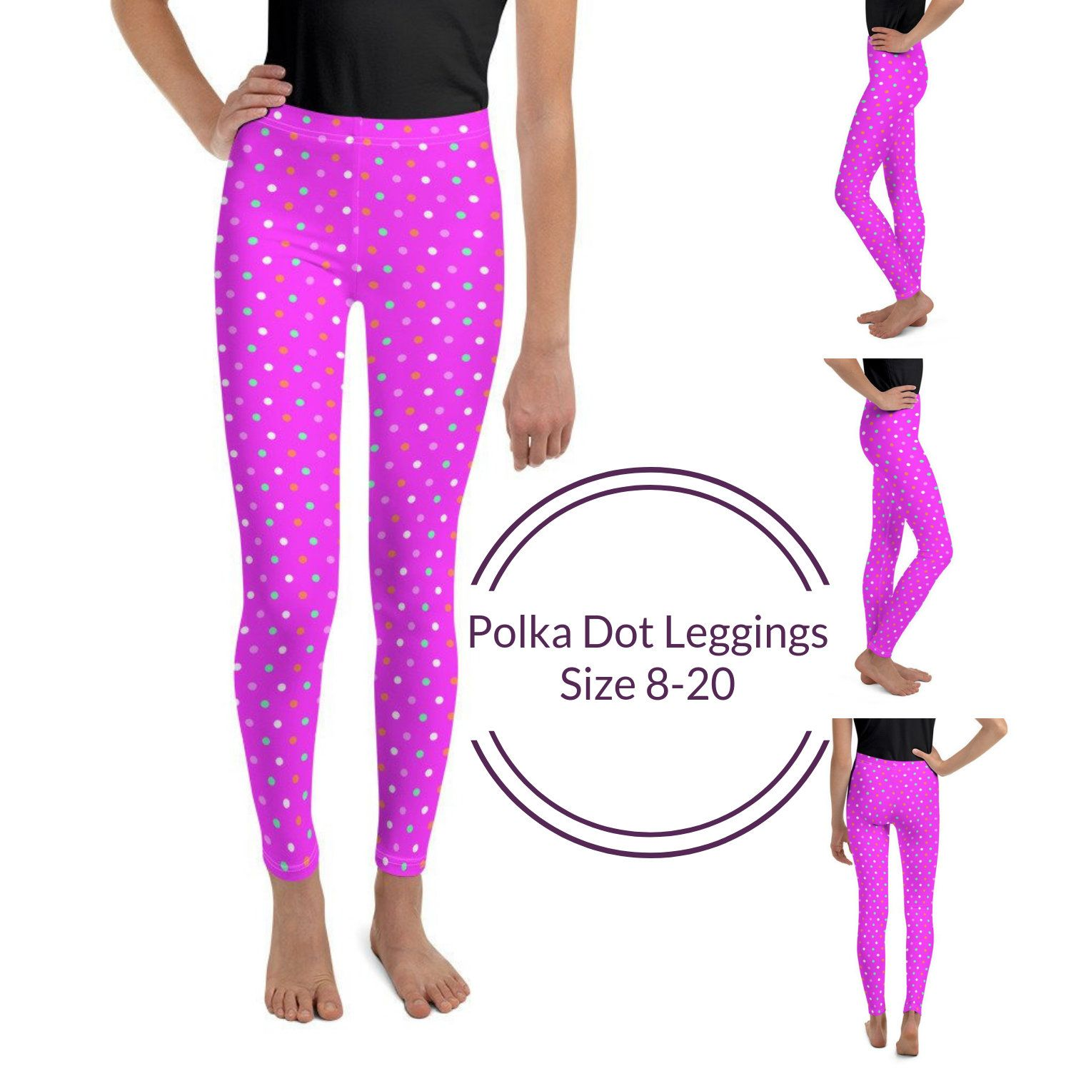 259bd253da386c Hot Pink · Excited to share the latest addition to my #etsy shop: Raspberry  Polka Dot Youth