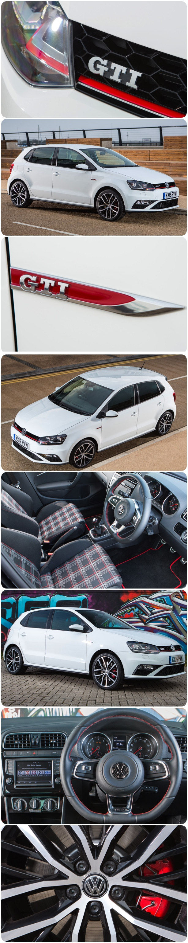 Volkswagen Polo GTI Review Pinterest