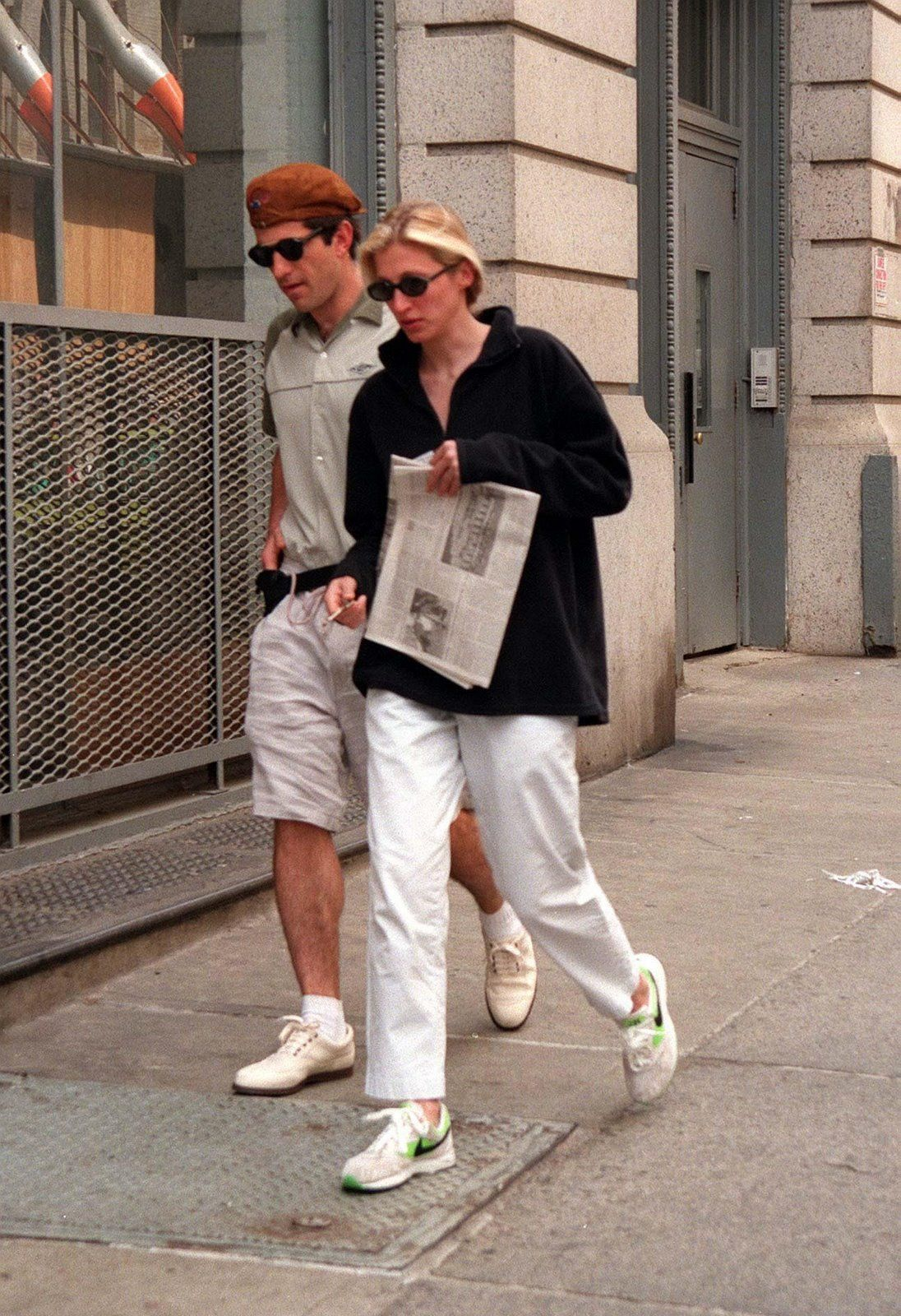 Who Are We: Wish You Were Still Here Jfk Jr And Carolyn Bessette