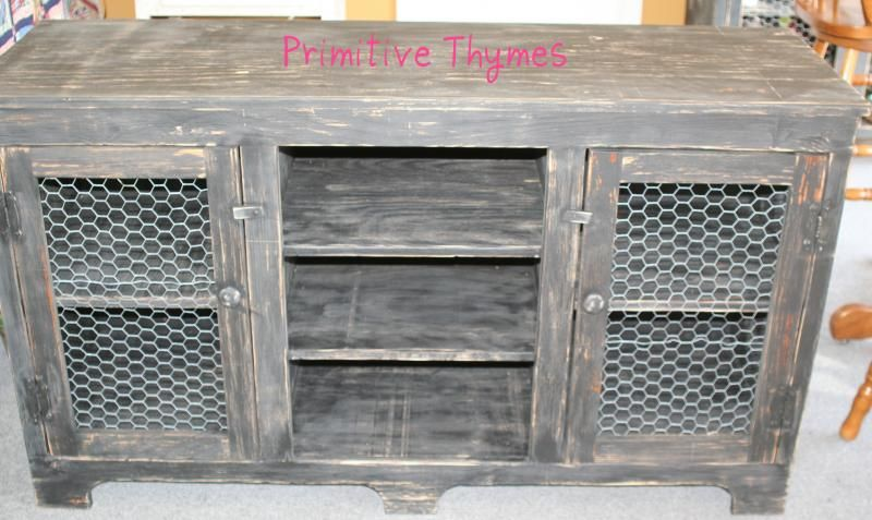 Primitive Home Decor | Primitive Thymes Floral, Gifts & Home Decor - Primitive Furniture