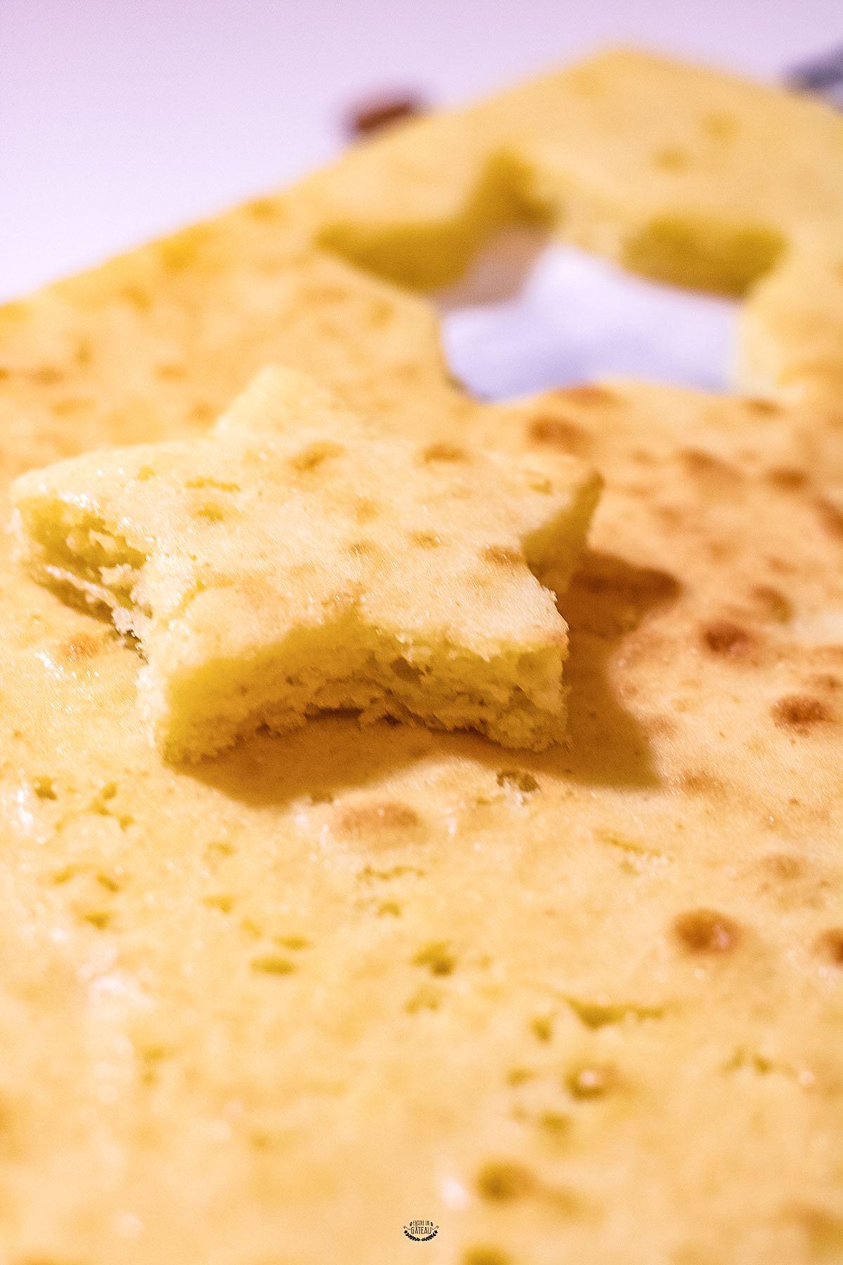 Pain de Gênes #biscuitmadeleine