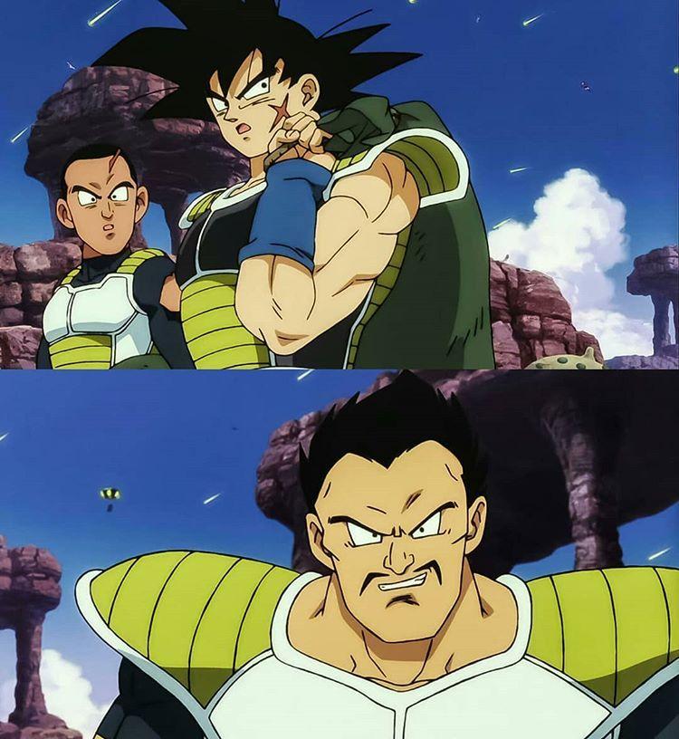 kakarot vs broly part 2 anime dragon ball anime dragon ball