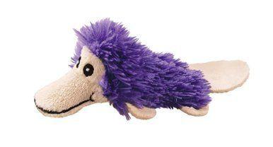 Kong Bright Platypus Durable Fun Play Interactive Pet Cat