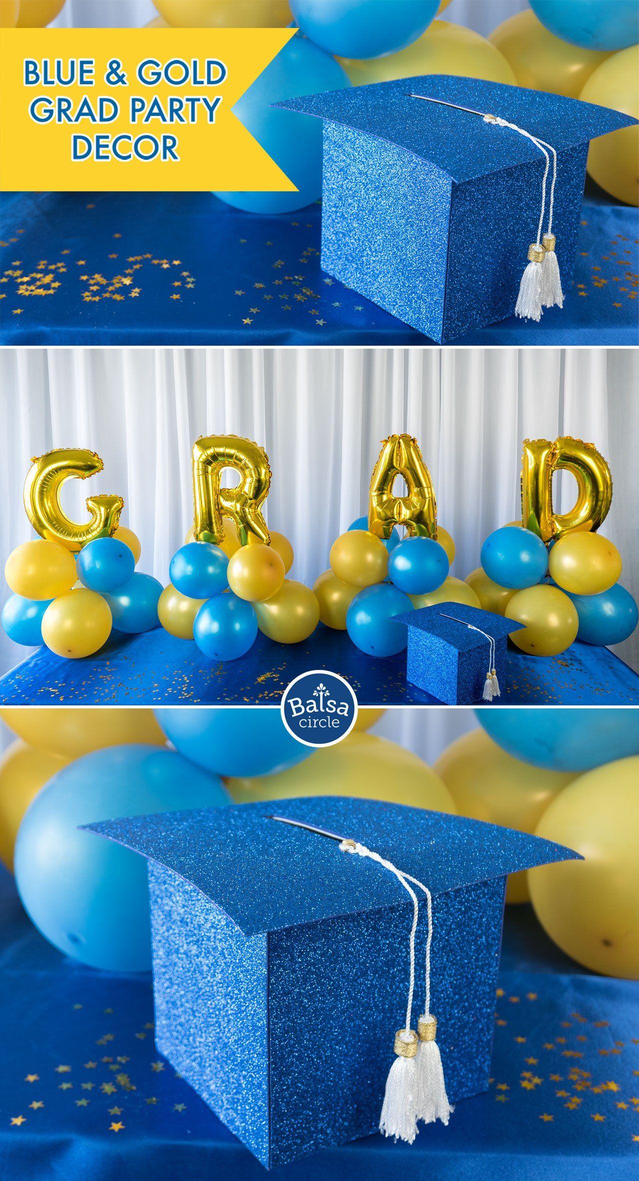 Graduation Party Decorations Decoraciones Para Fiesta De