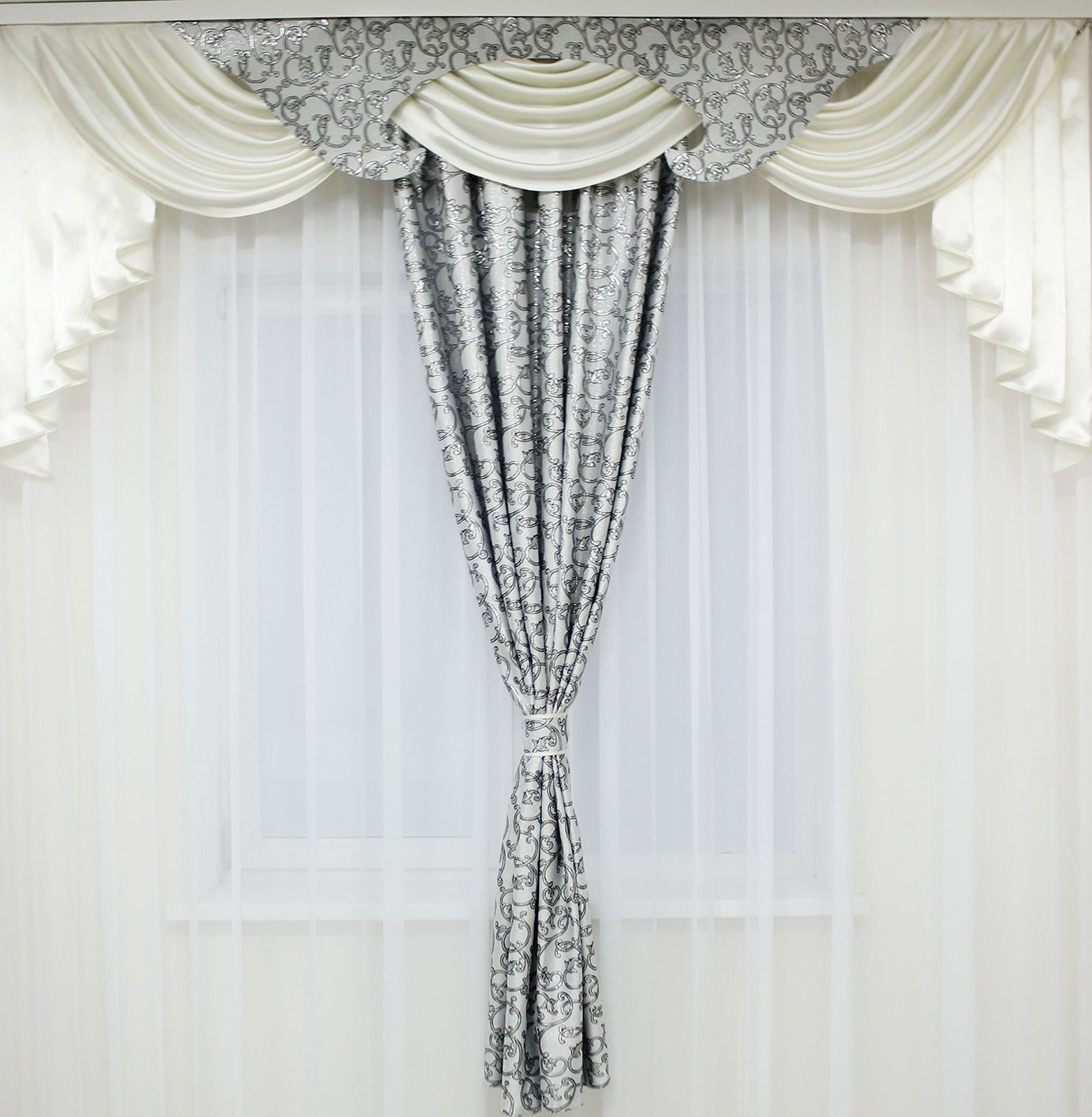 Swags, Tails, Grey Home Decor, Curtain Designs