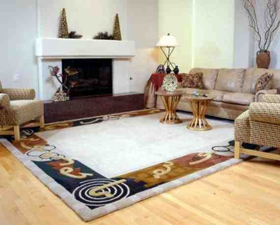 Large Living Room Rugs Large area rugs Pinterest Large living