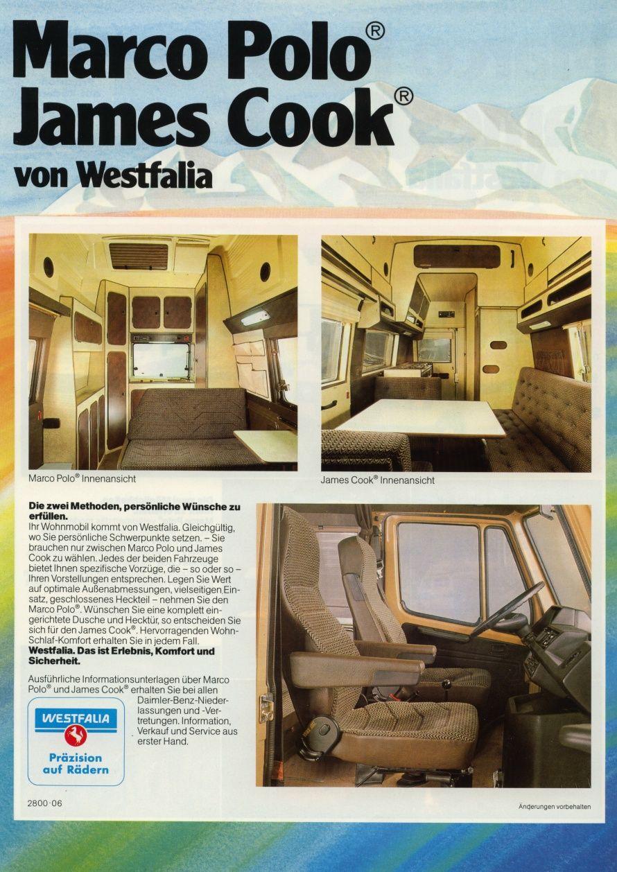 marco polo 1984 mercedes t1 pinterest wohnmobil. Black Bedroom Furniture Sets. Home Design Ideas