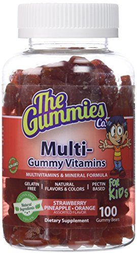 The Gummies Co Multi Vitamin for Kid Assorted Flavors 100 Count -- Be sure to check out this awesome product. Note: It's an affiliate link to Amazon.