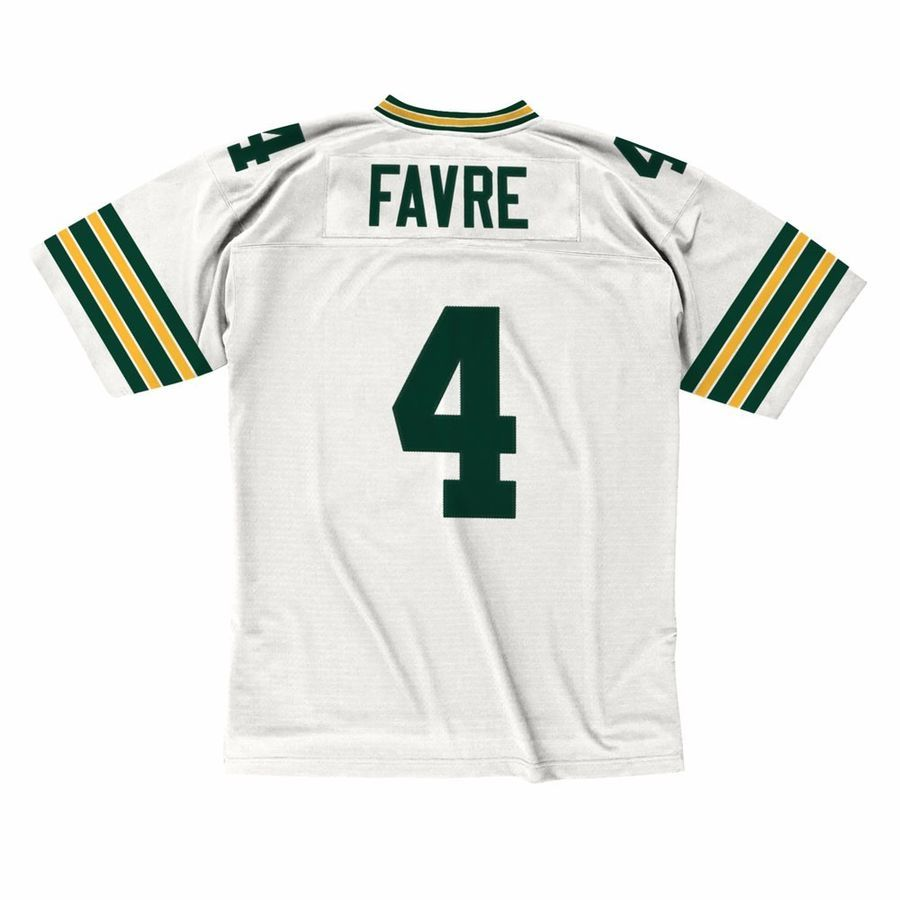 Nfl Mitchell Ness Throwback Home Away Jersey Collection Men S Ness Throwback Amp Green Bay Packers Clothing Jersey Green Bay Packers