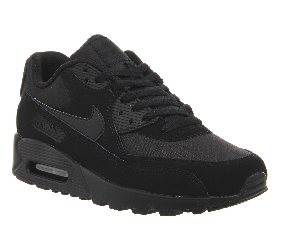 Black Mono Nike Air Max 90 From Office Co Uk