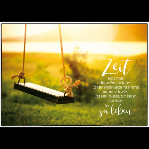 Zeit zu leben | Schöne motive, Postkarten, Karten