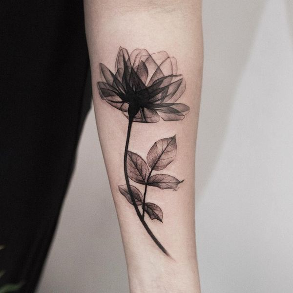 Photo of 50 arm floral tattoo designs for women 2019 – page 19 of 50 #tattoo, #arm #blacktattoodot …