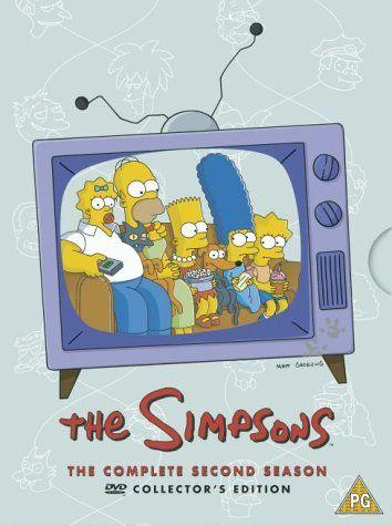 The Simpsons Season 2 Dvd 20th Century Fox Https Www Amazon Co Uk Dp B00005uwtg Ref Cm Sw R Pi Awdb T1 X F2 The Simpsons The Simpsons Season 2 Simpson Tv