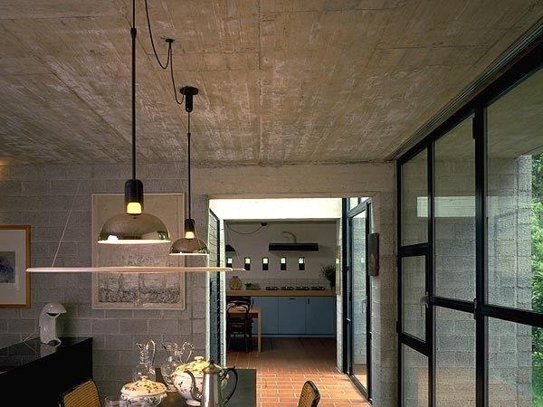 Lampada a sospensione a luce diretta FRISBI Collezione Consumer - Sospensione by FLOS | design Achille Castiglioni