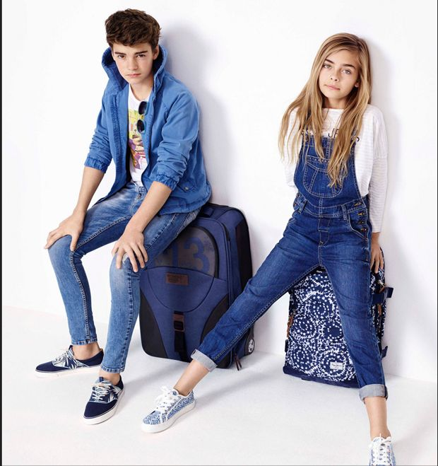 Ropa de moda para adolescentes de 13 años 2020