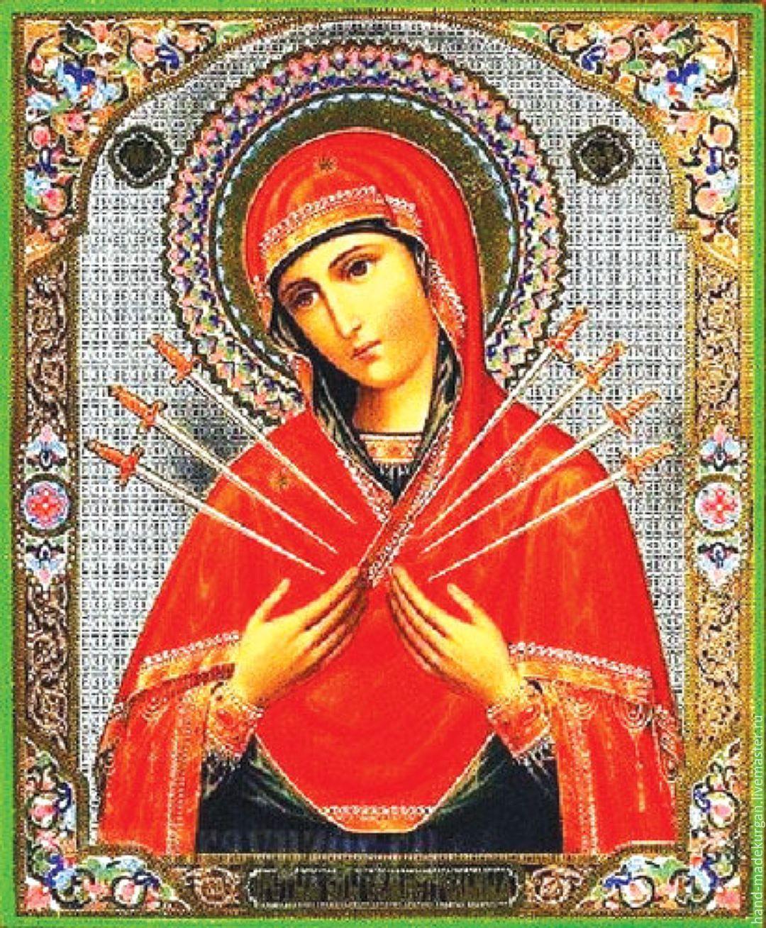 Алмазная вышивка молитва