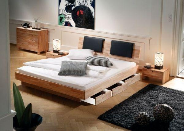Pin von Jane Do auf Bedroom | Pinterest | Bett mit bettkasten ...