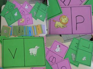 Alfabetizar Brincando: Plano de aula