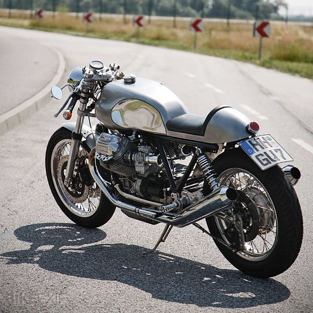 moto guzzi le mans by kaffeemaschine moto guzzi cafes and le mans. Black Bedroom Furniture Sets. Home Design Ideas
