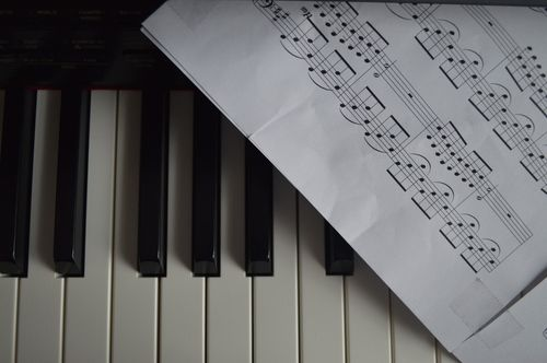 Collin plays piano at Angie's dinner for tips and Angie always leaves a  special song request | Piano, Music aesthetic, Brandon foster