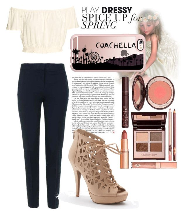 """shouldn't lie"" by soidi-illis ❤ liked on Polyvore featuring Topshop, Apt. 9 and Casetify"