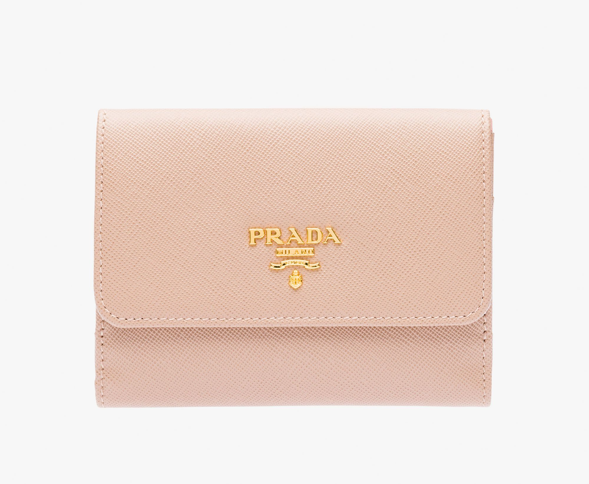 Prada Woman - Wallet - Cameo + orchid - 1MH523_ZLP_F0E13
