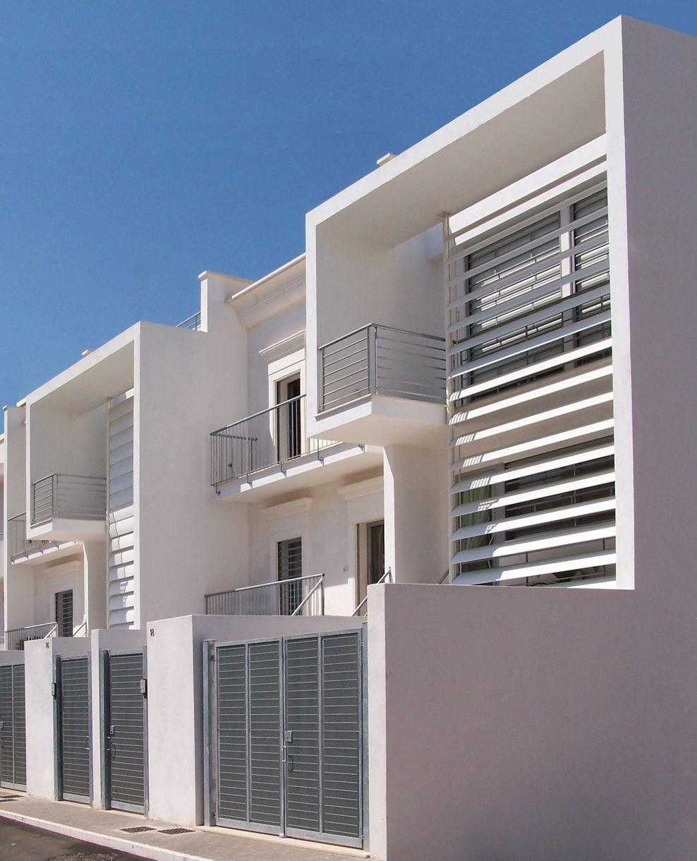 Residential complex arquitectura pinterest for Casa moderna arquitectura