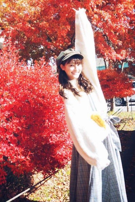 森高愛紅葉