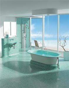 Tub Filler In Ceiling FAB! Kohler Laminar Wall  Or Ceiling Mount Bath Filler