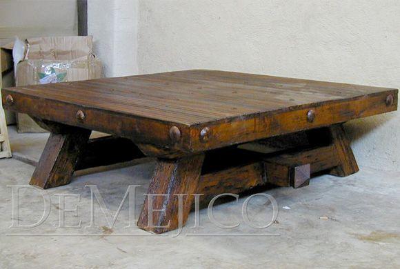 Mesa de centro antigua decor mesas muebles centros for Mesas de centro antiguas