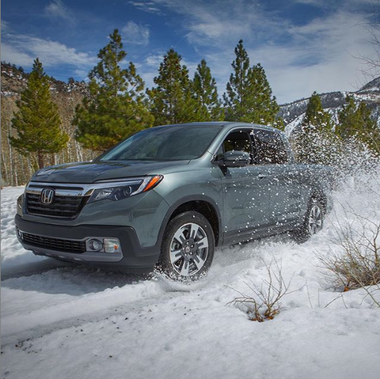 The 2019 Honda Ridgeline Isn't Just A Handsome Truck. It