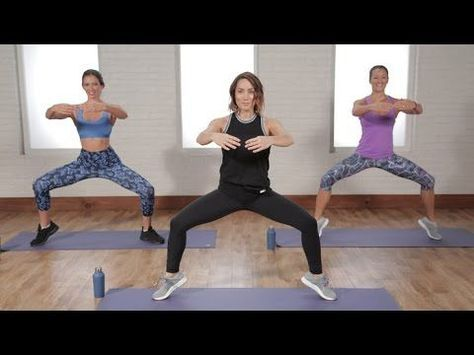 30minute selena gomez workout for flat abs and toned legs