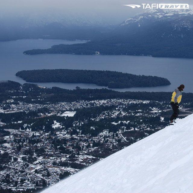 Cerro Bayo, centro de esquí, a sólo 15min. de Villa la Angostura. #ski #esqui #cerrobayo #argentina #aventura #vida #turismo #invierno