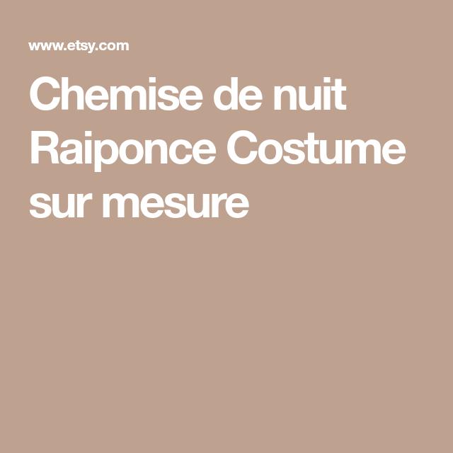 magasin d'usine 84527 70e35 Rapunzel Nightgown Custom Costume   Productivité   Pinterest ...