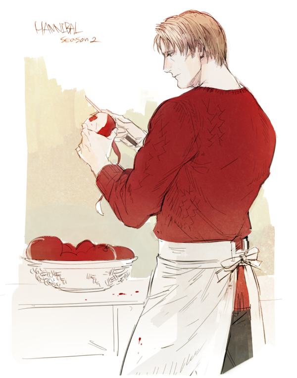 Hannibal's season 2 sweater!  soo cute