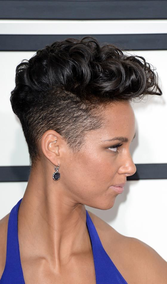 10 Funky Short Punk Hairstyles You Can Try Right Now Short