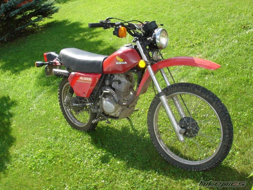 1980 Honda Xl 125 Honda Classic Bikes Old Motorcycles