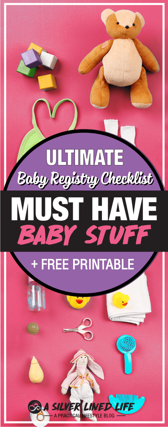 Must Have Essential Baby Stuff For Your Registry New