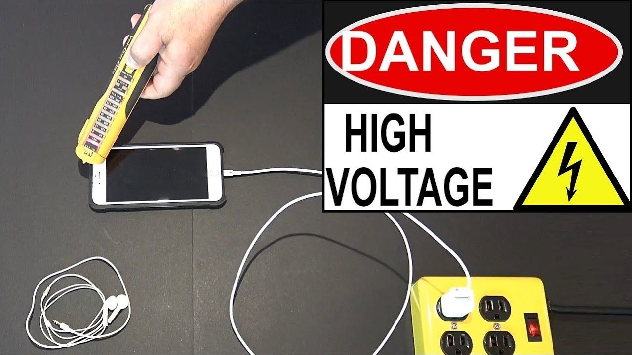 Is it safe to use your phone while its charging youtube