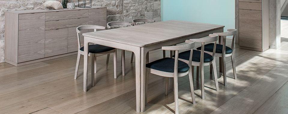 Skovby #27 spisebord med patent anmeldt funktion. Fra 8 til 20 ...