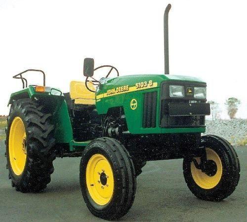 John Deere 5103 5103S And 5203 Tractors Technical Repair