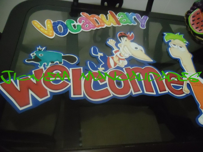 Bienvenidos fer y phiner